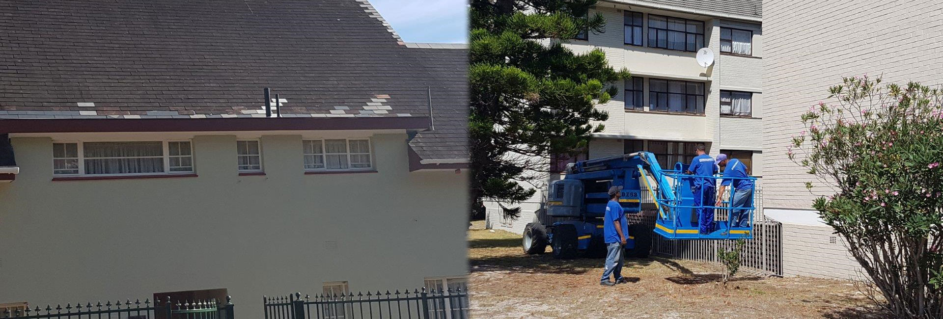 Cape Town's leading waterproofing, painting and roofing company