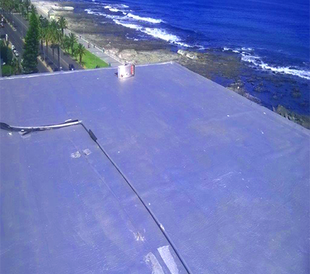 WATERPROOFING PROJECT